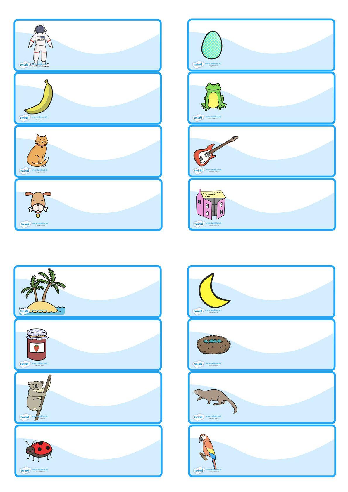 Twinkl Resources Gt Gt Drawer Peg Labels Gt Gt Classroom Printables For Pre School Kindergarten