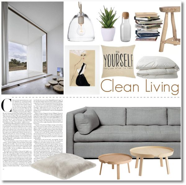 """Clean Living"" by galina-gavrailova on Polyvore"