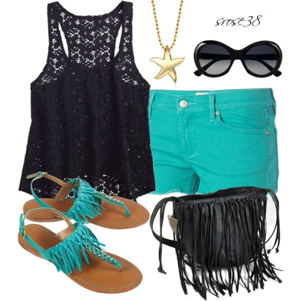 """Fringe"" by srose38 on Polyvore"
