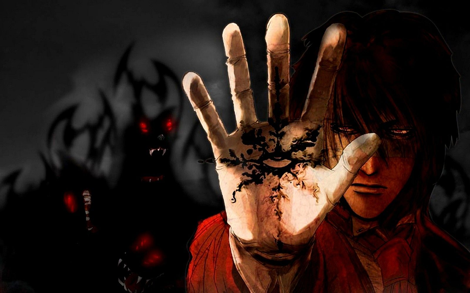 Horror Anime HD Horror Anime Wallpaper Manga Wallpaper