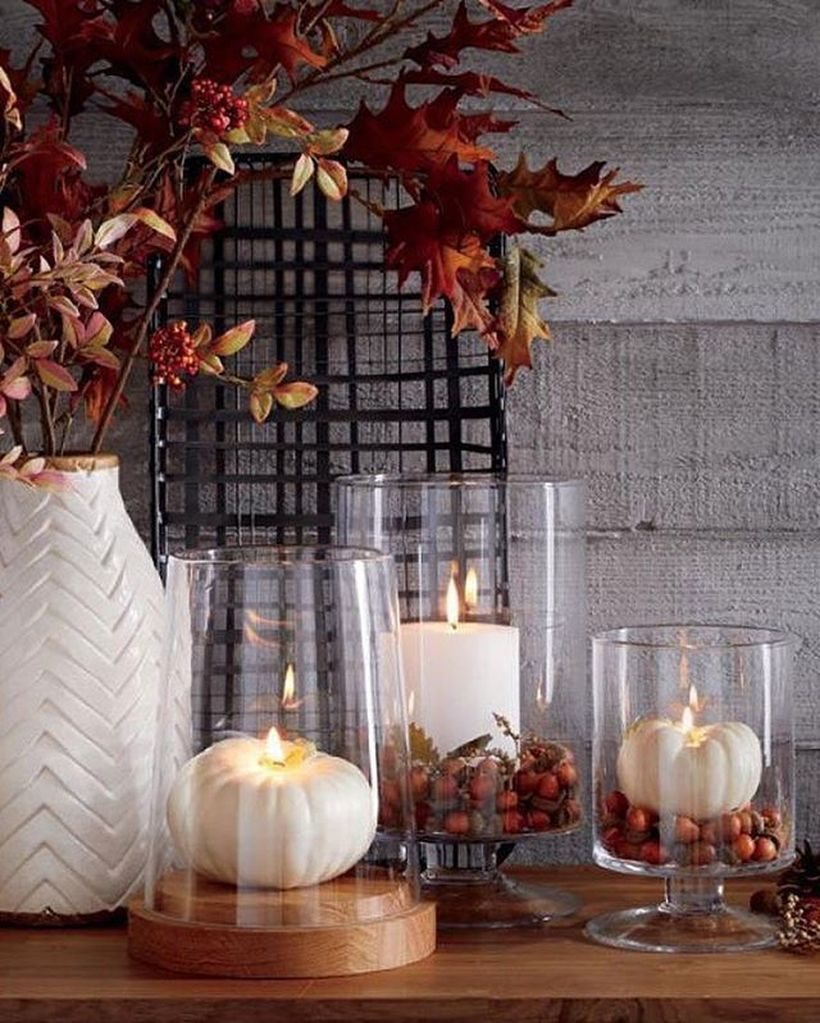 Get Good Looking Thanksgiving Decoration Do it Yourself Project 1