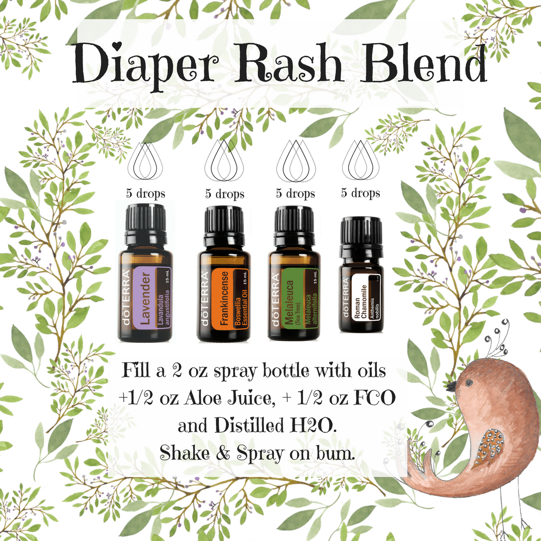 Single Post Essential Oils For Babies Are Essential
