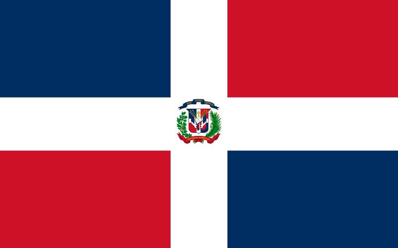 Bandera De La Republica Dominicana Bandera De Republica