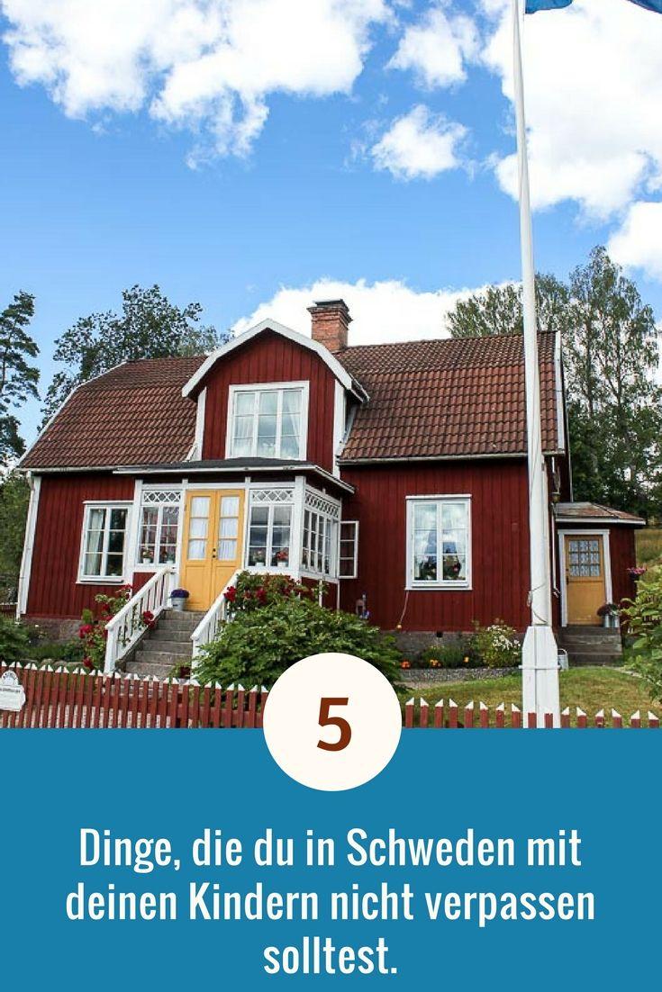 Photo of Sverige med barn. Her finner du noen tips som barna dine vil mer enn …