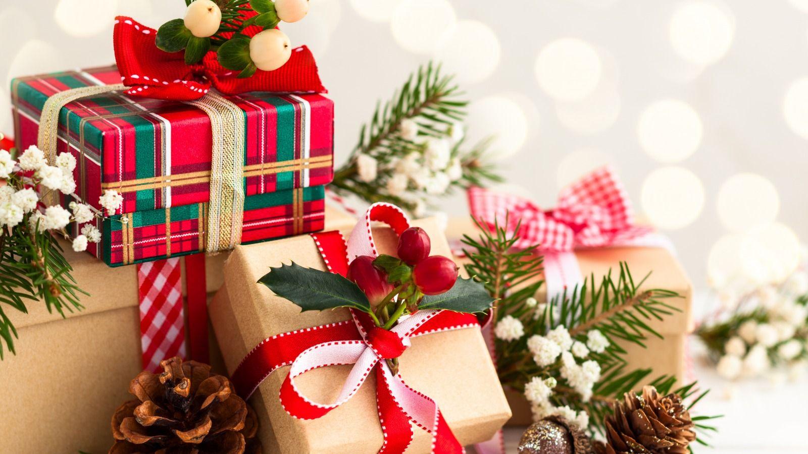 Новогодние подарки 2018