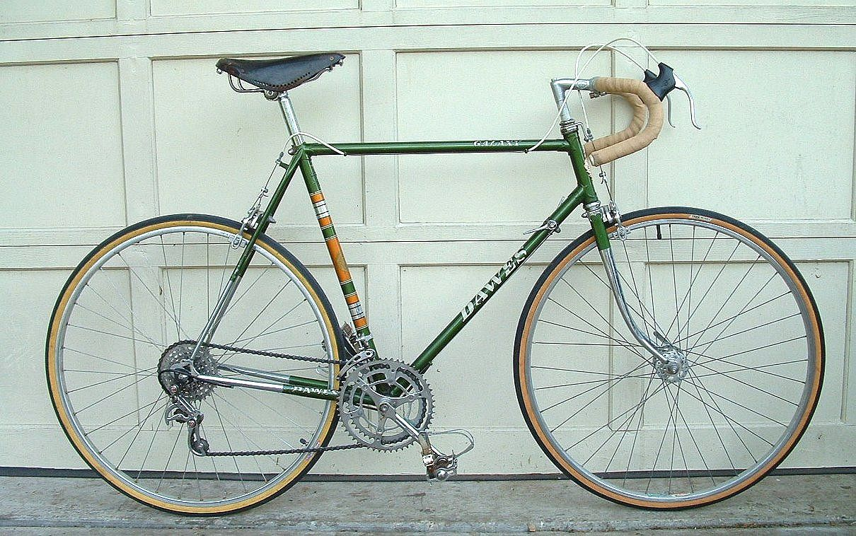 dawes bicycles | Richard\'s Bicycle Book recommended the Dawes Galaxy ...
