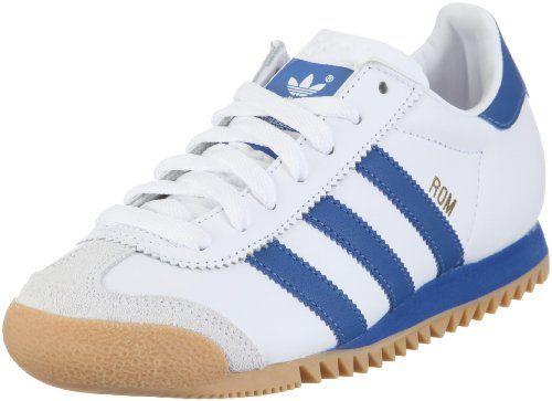 Adidas Rom , White/Blue Uk Size: 10 adidas http://www