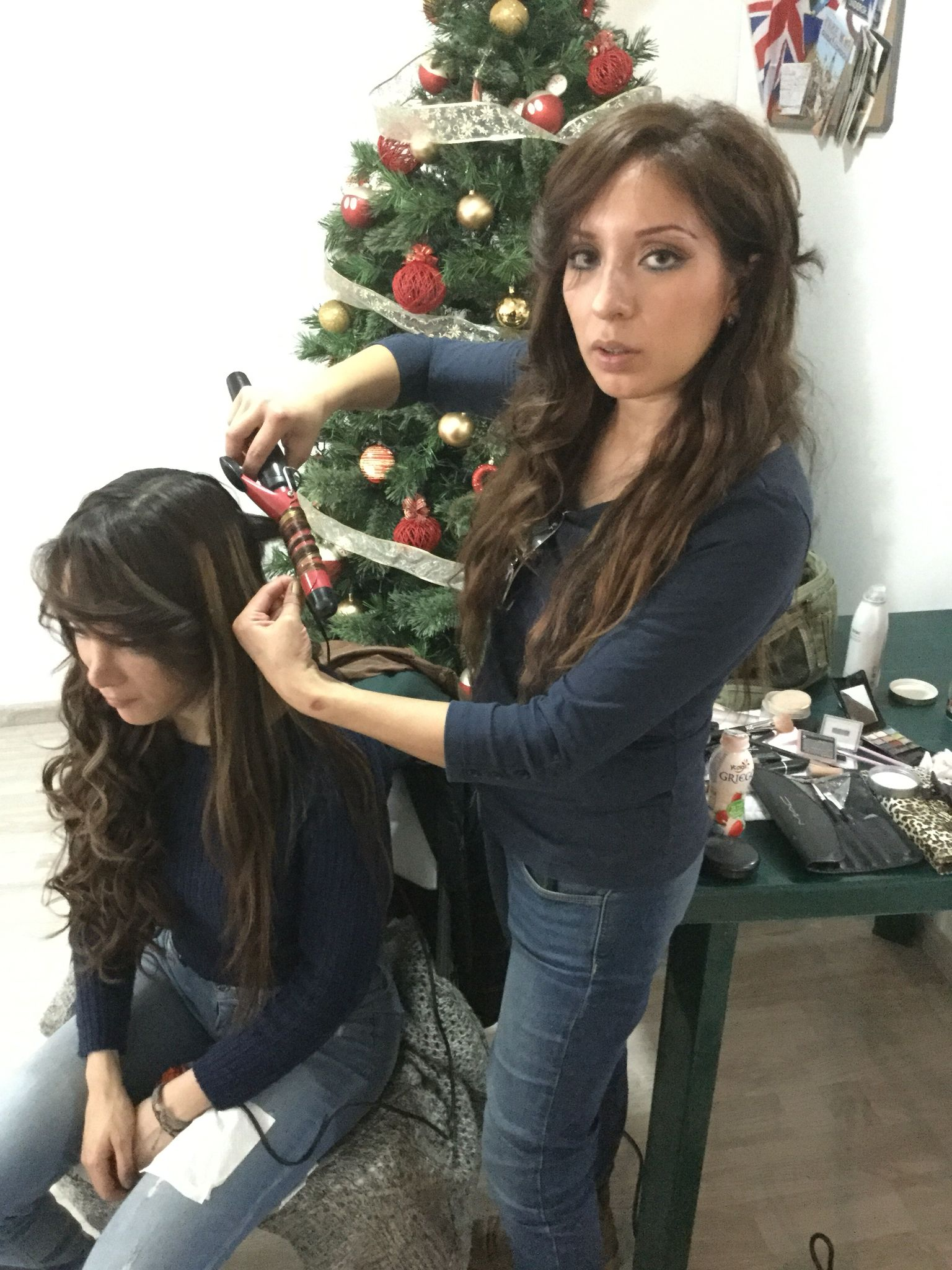 Peinado (Zoe Salon) Estilista Berenice Meléndez