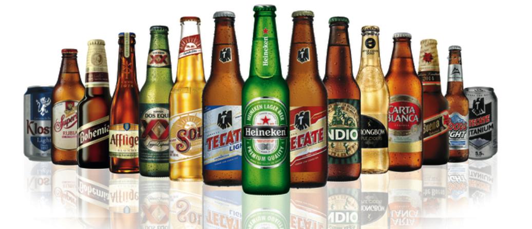 Las 5 cervezas que más se consumen en Nuevo Laredo