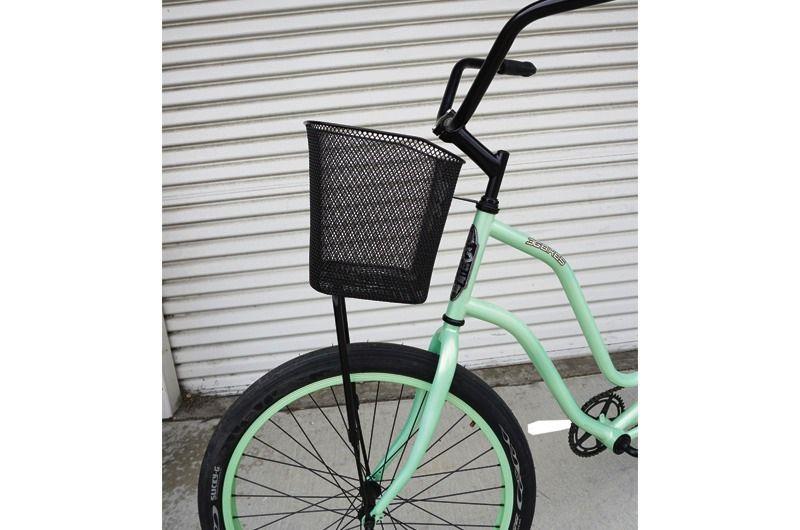 Beach Cruiser Bicycle Grip Artificial Leather Black Chopper Lowrider Bike New