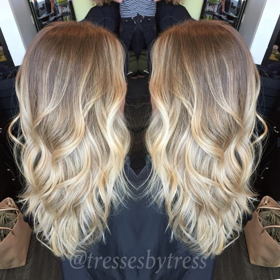 21 Best Blonde Balayage Highlights For Beautiful Women Best