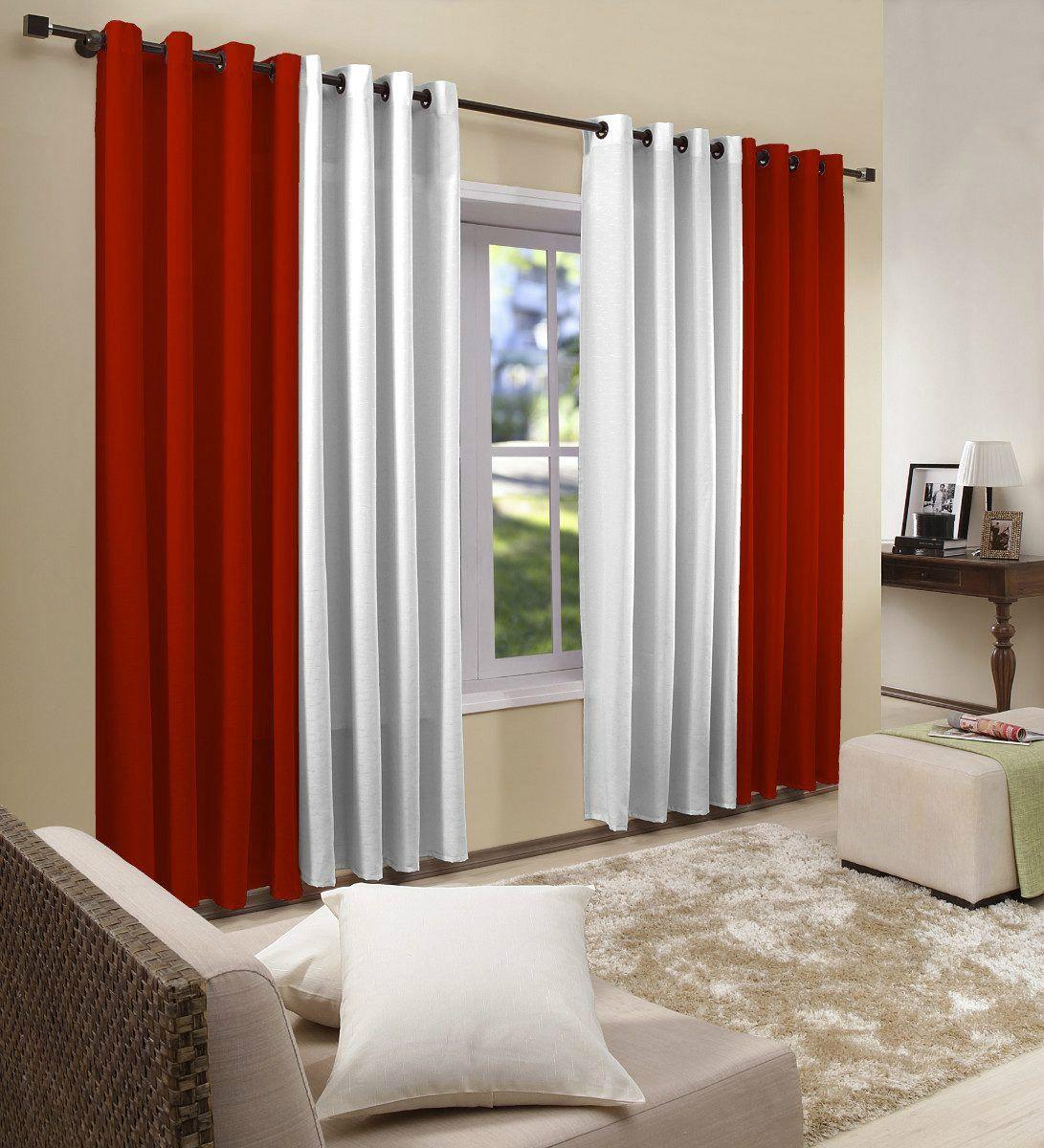 Las cortinas en la decoraci n constituyen un elemento for Decoracion cortinas