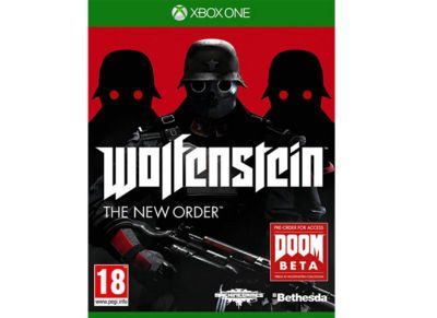 Xbox One Used Game: Wolfenstein: The New Order - http://tech.bybrand.gr/xbox-one-used-game-wolfenstein-the-new-order/