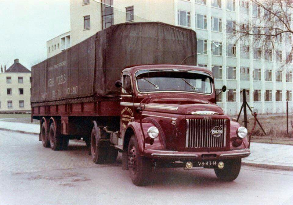 Volvo N89.   Old classics trucks   Pinterest   Volvo