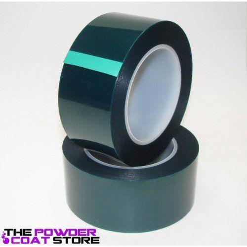 2 High Temp Polyester Green Masking Tape Http Www Amazon Com Dp B00je0kpmk Ref Cm Sw R Pi Dp 3ohqtb09s07xac8t Masking Tape Tape Mask