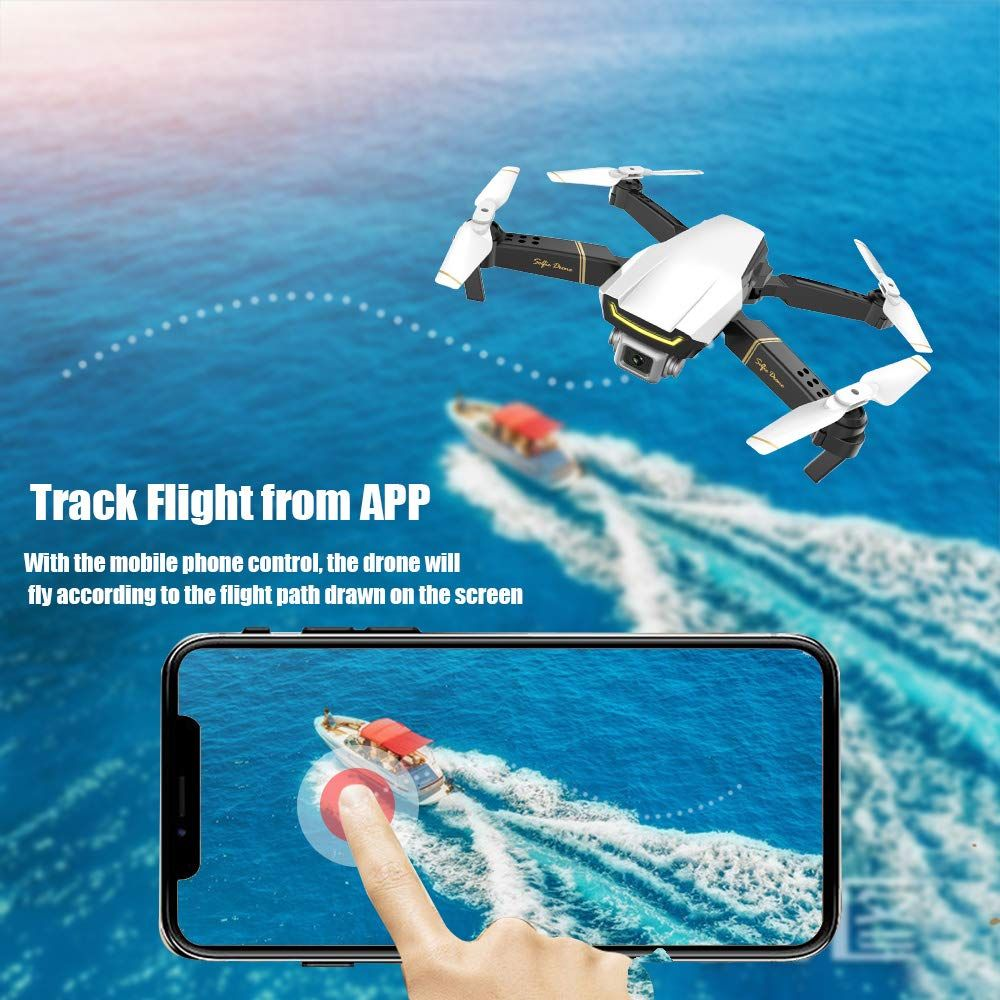 F200C Specter GPS 1080p Camera Brushless Drone | Drone