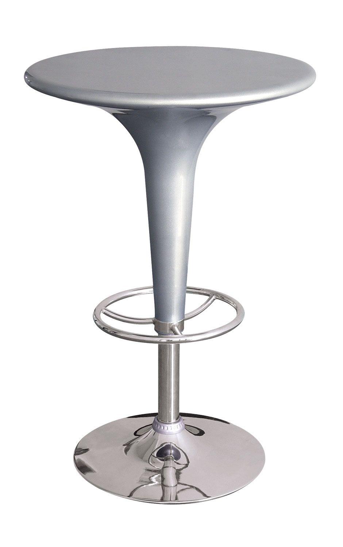 Mesa alta Cheers regulable en altura, plata   78.80€   Mesas de ...