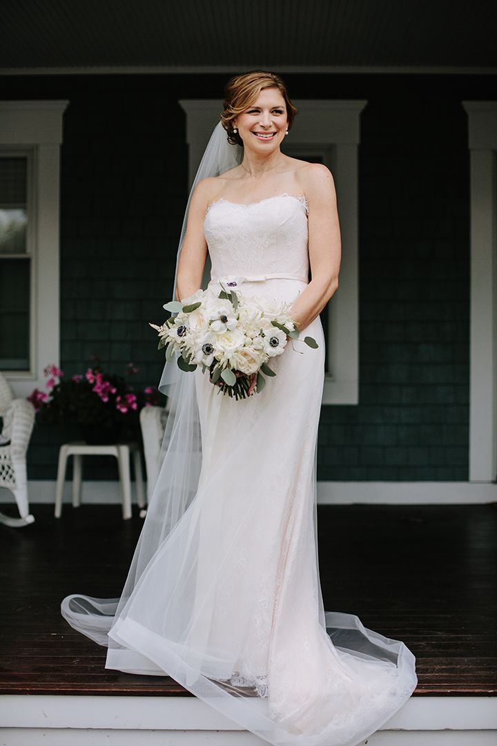 this bride looks incredible wearing Enchanting by Mon Cheri Style ...