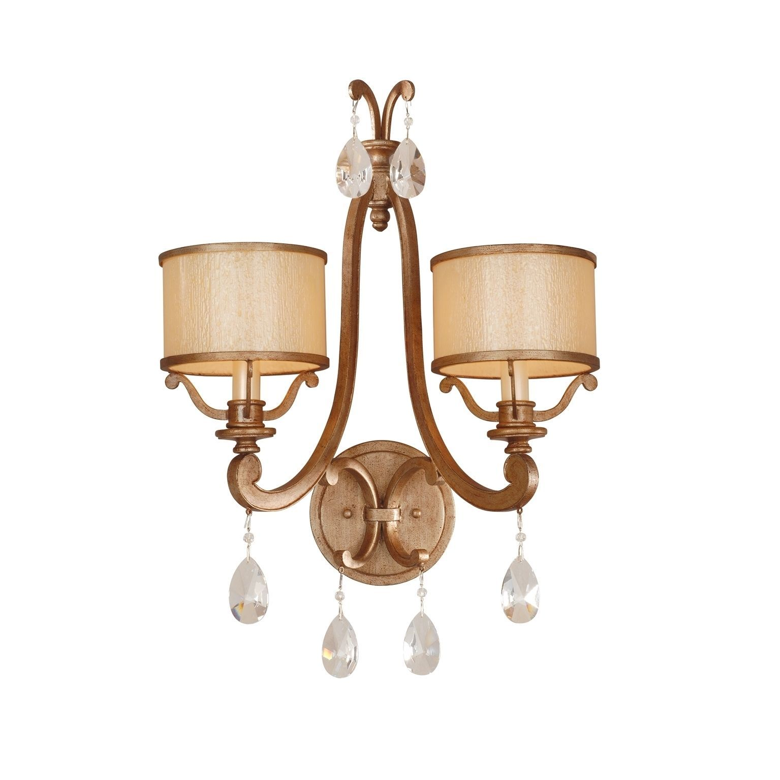 Corbett Lighting Roma 2-light Wall Sconce