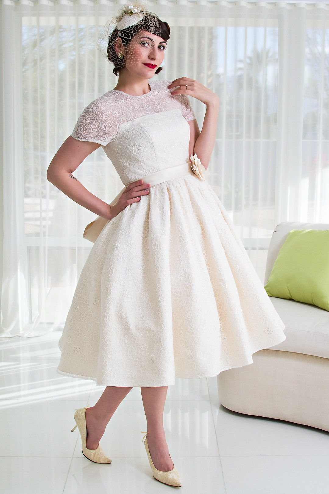 Short wedding dress dolly couture san marino dollycouture