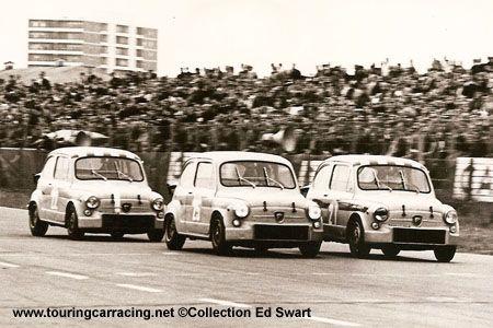 1966 Zandvoort Trophy