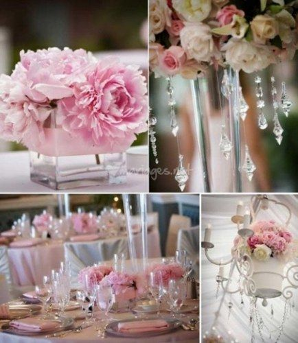 Mariage inspiration Romantique Chic ♥ | Mariage, Wedding and ...