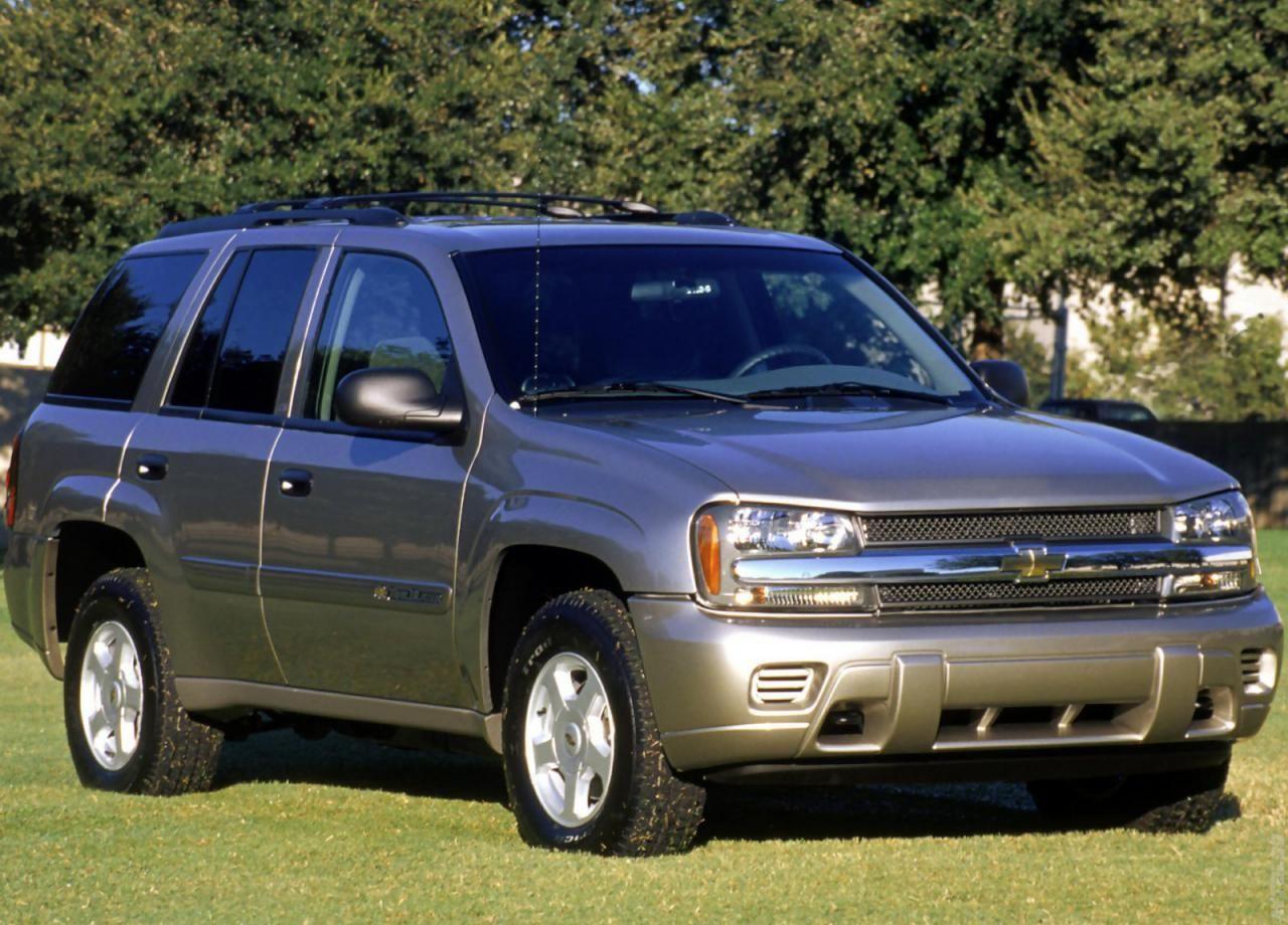 фото 2002 Chevrolet Trailblazer Chevrolet Trailblazer Chevy Trailblazer Chevrolet