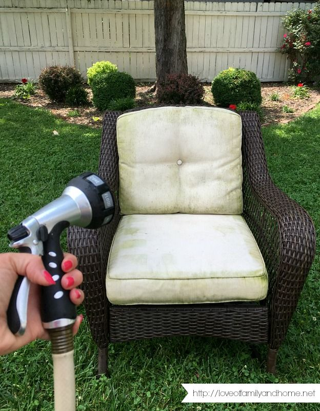 How To Remove Mildew Stains From Outdoor Cushions Remove Mildew Stains Mildew Stains Cleaning Hacks