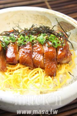 便當食譜,日本料理応用編-日式? or 西洋? Happy choice Teriyaki/照燒雞肉 Lunch! - MASAの料理ABC
