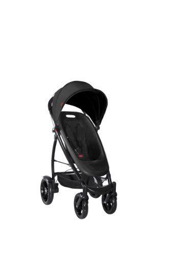 phil&teds Smart 2013 Compact Stroller, Black Reviews     #2013, #Black, #Compact, #Philteds, #Reviews, #Smart, #Stroller, #Under25