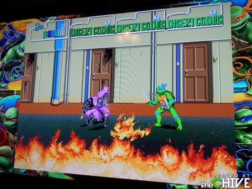 Teenage Mutant Ninja Turtles The Arcade Game Countless Quarters And Good Times With This Machine Turtle Time Arcade Games Teenage Mutant Ninja Turtles