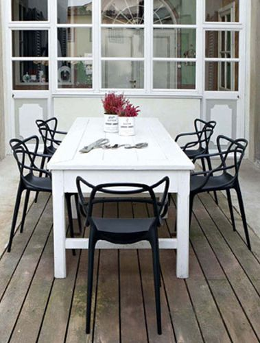 chaise kartell meubles et mobilier dintrieur - Chaise Master Starck