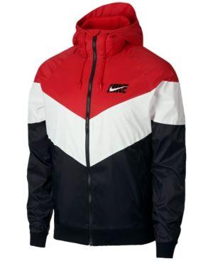 672733ea9d79 Nike Men s Sportswear Windrunner Jacket - Pink 2XL