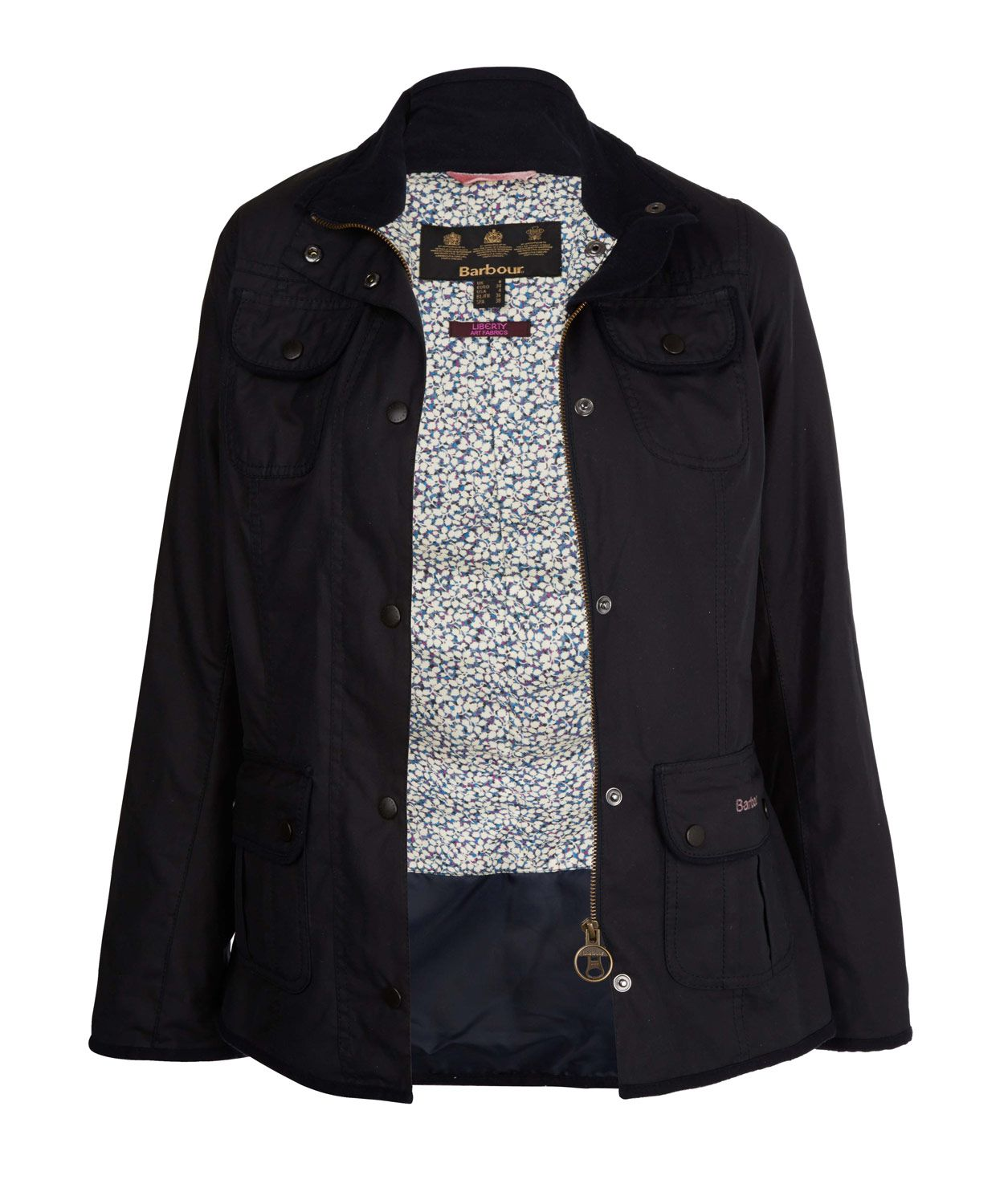 barbour liberty jacket