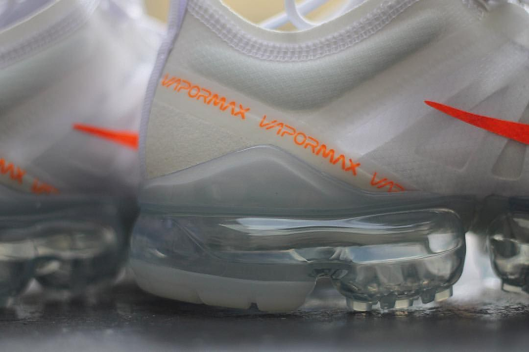 nike air vapormax 2019 homme orange