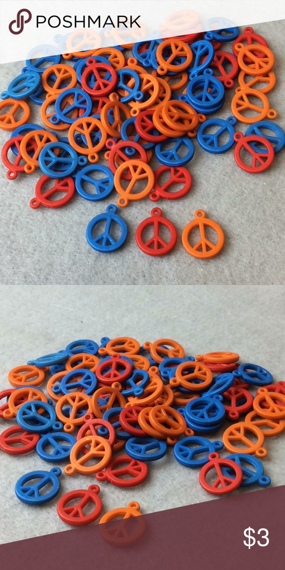 Download 67 Peace Sign Charms Bundle 3 or more items and save 20% ...
