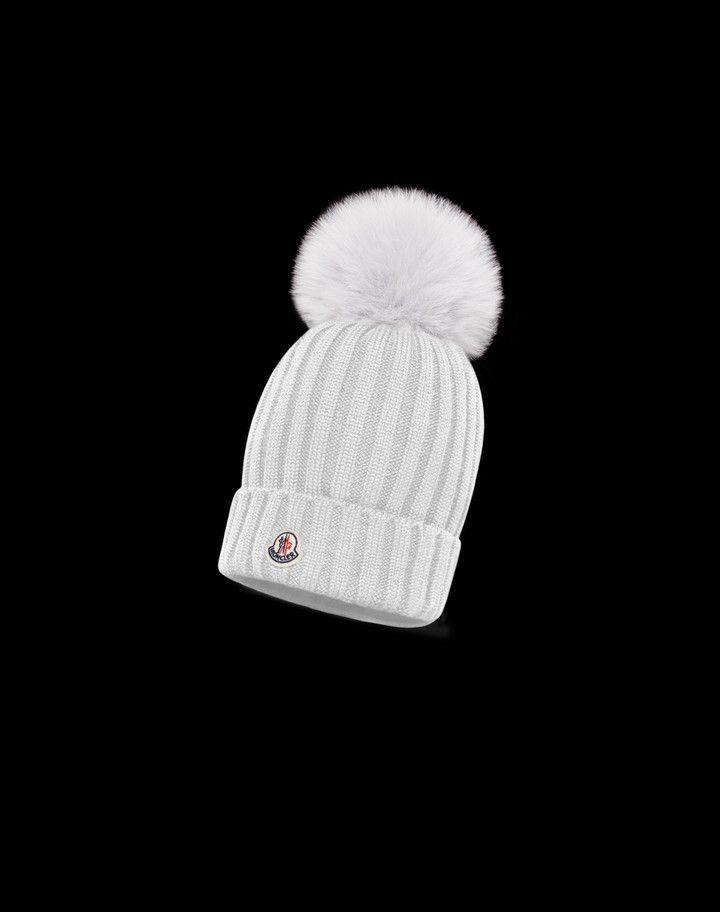 3c1e49eb76c050 MONCLER HAT - Hats - women | want | Hats, Moncler, Hats for women