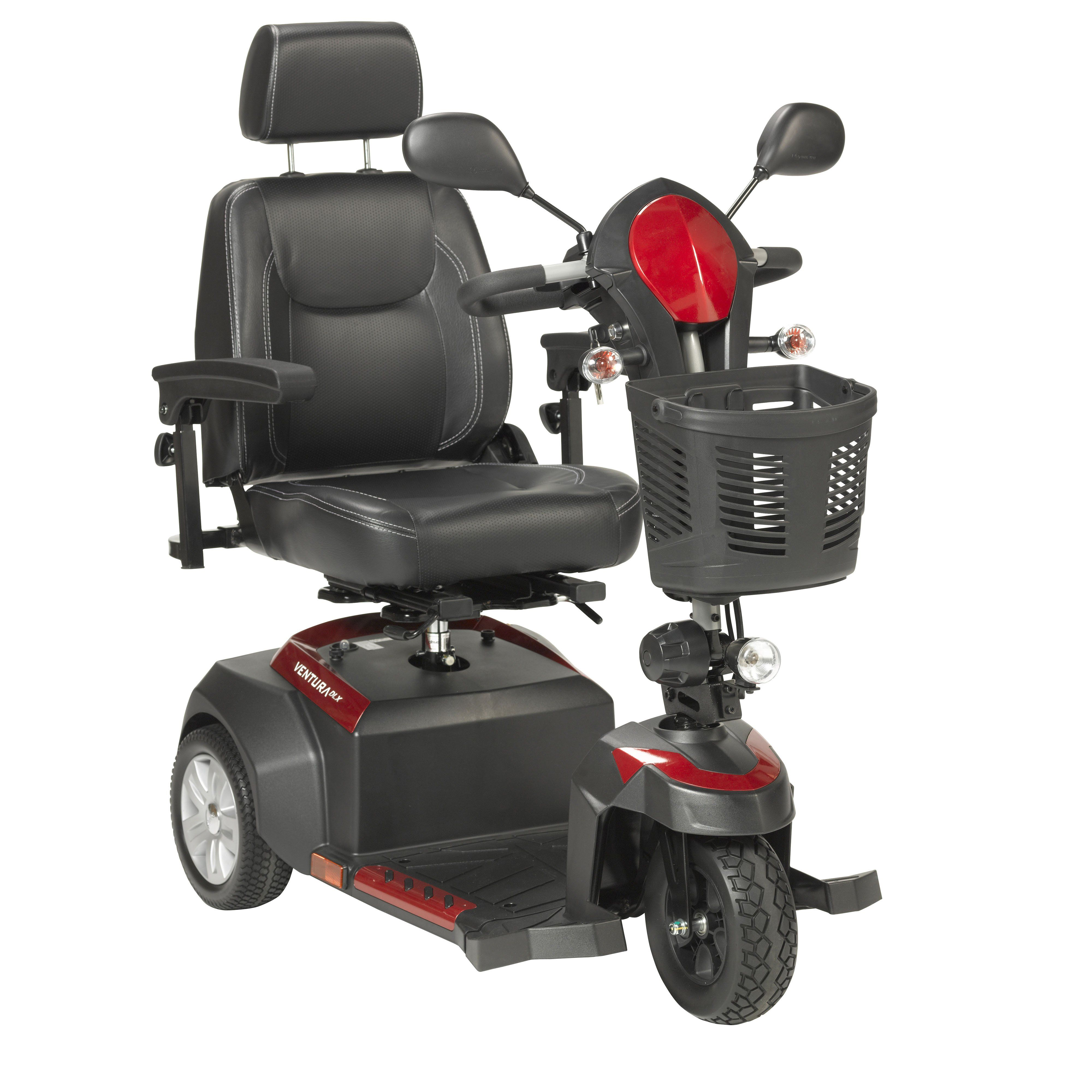 Drive Ventura DLX 3Wheel Electric scooter for kids