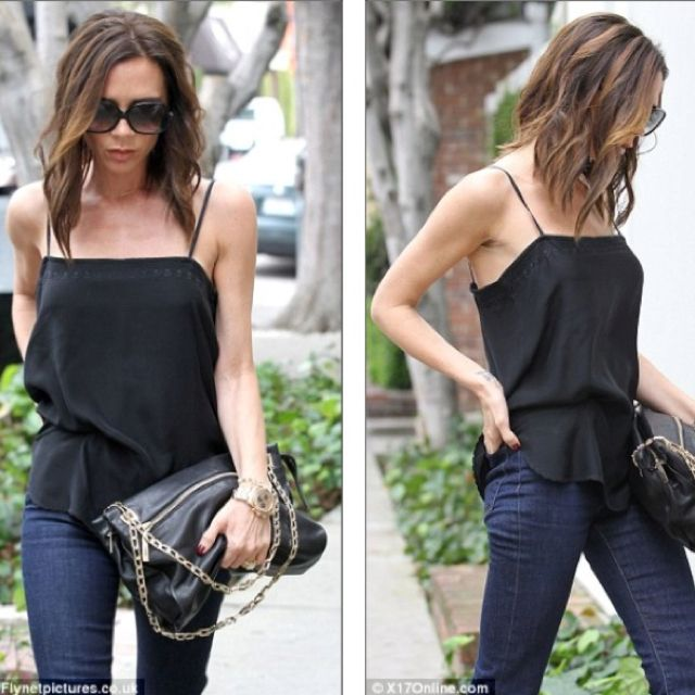 The 25 Best Victoria Beckham New Haircut Ideas On
