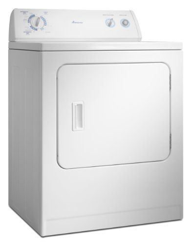 Amana 6 5 Cubic Foot Traditional Electric Dryer Ned4500vq White