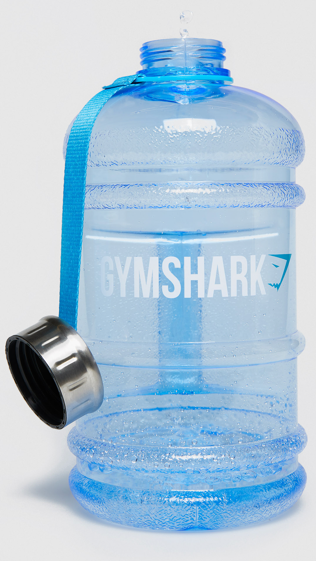 2 2 Litre Waterbottle Bpaa And Dehp Free With An Easy To Hold Handle And Stainless Steel Screw Cap With Gymshark Harnes Gym Accessories Gymshark Workout Gear