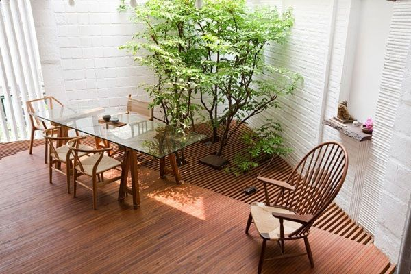 Le jardin d\'intérieur invite la nature chez vous | Interiors