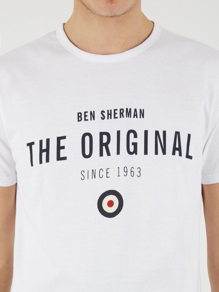 "#BenSherman ""Heritage Shirt"" #camiseta #tshirt #benshermantshirt #bensherman1963 #britishstyle #nuevacoleccion #newcollection #AW15  http://www.rivendelmadrid.es/shop/catalogsearch/result/?q=Heritage"