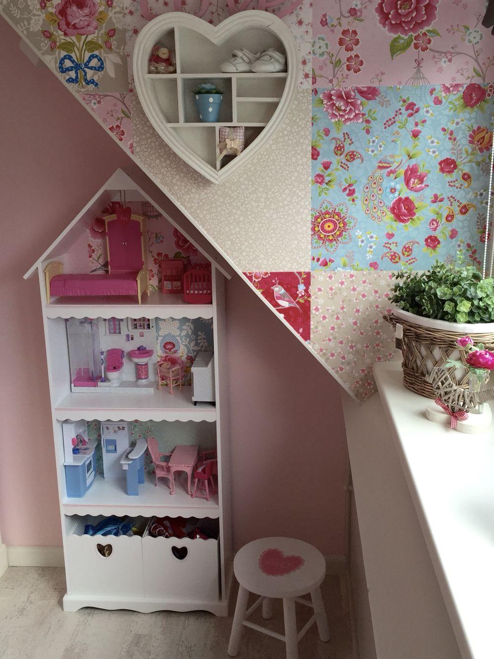 Lief Lifestyle Kast Verbouwd Tot Poppenhuis Barbiehuis