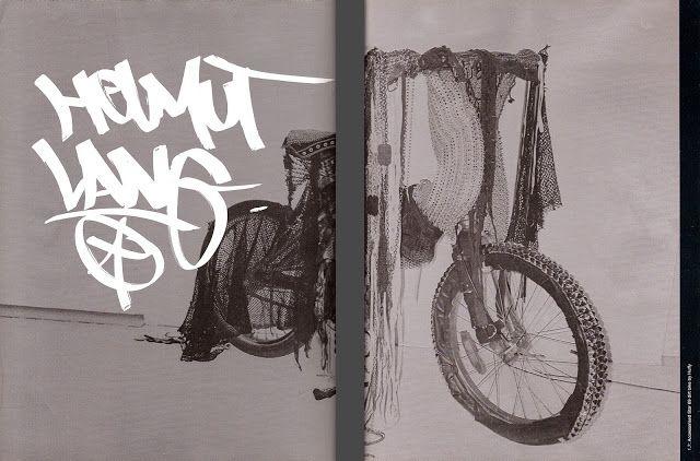 Helmut Lang Font
