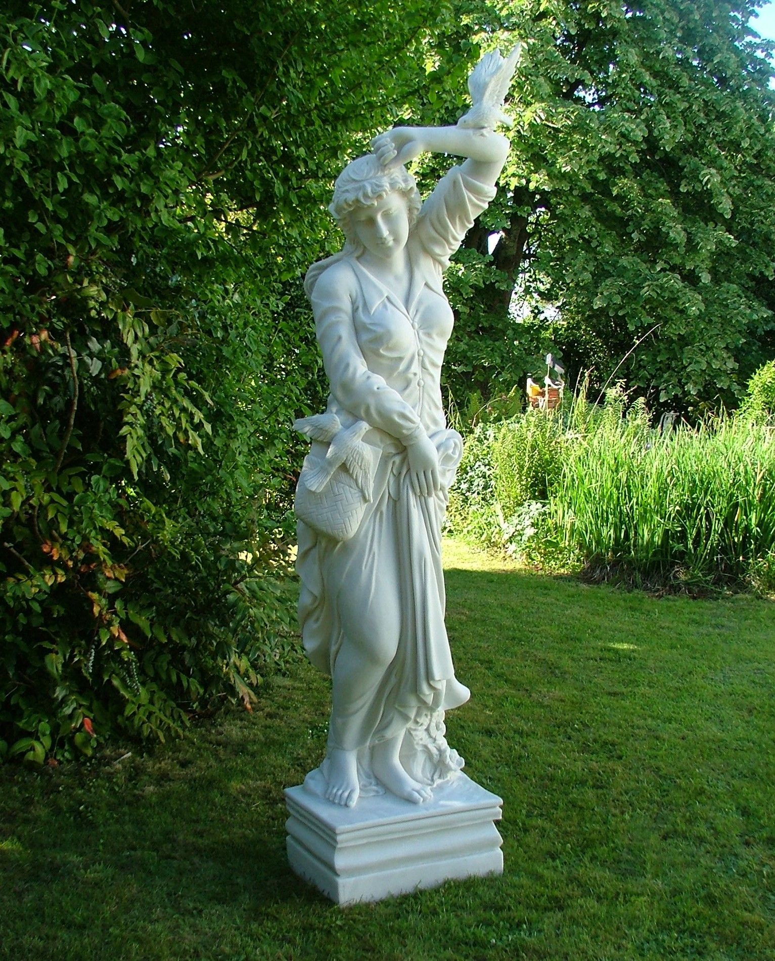 Rhoda Sculpture Large Garden Statue Art Ornament. Buy Now At Http://www