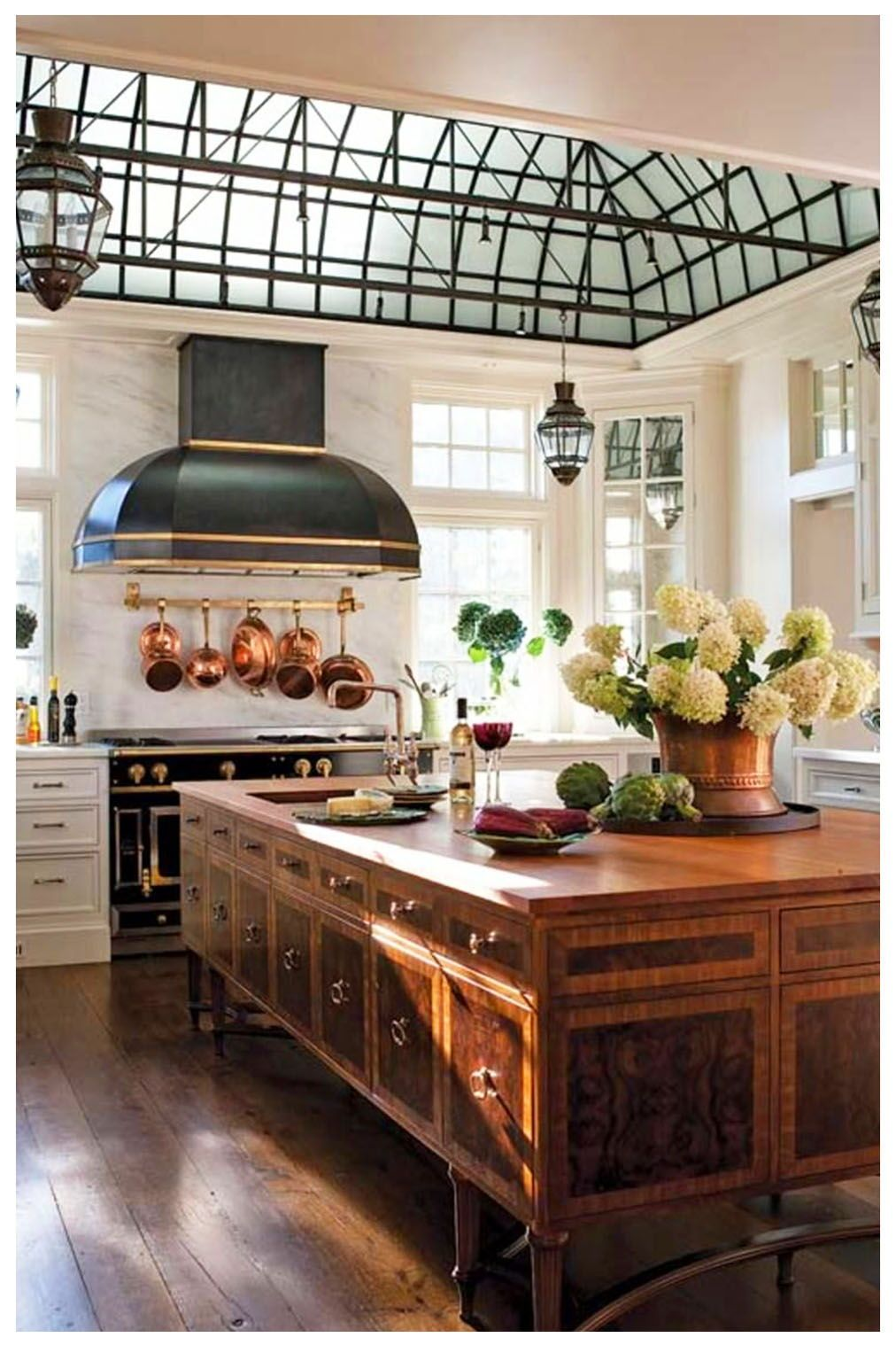 20+ Artsy Mediterranean Kitchen Design ( Photos Ideas )