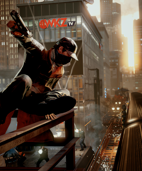 Pin by Tenshi Queen on Gaming Watch dogs, Dog movies