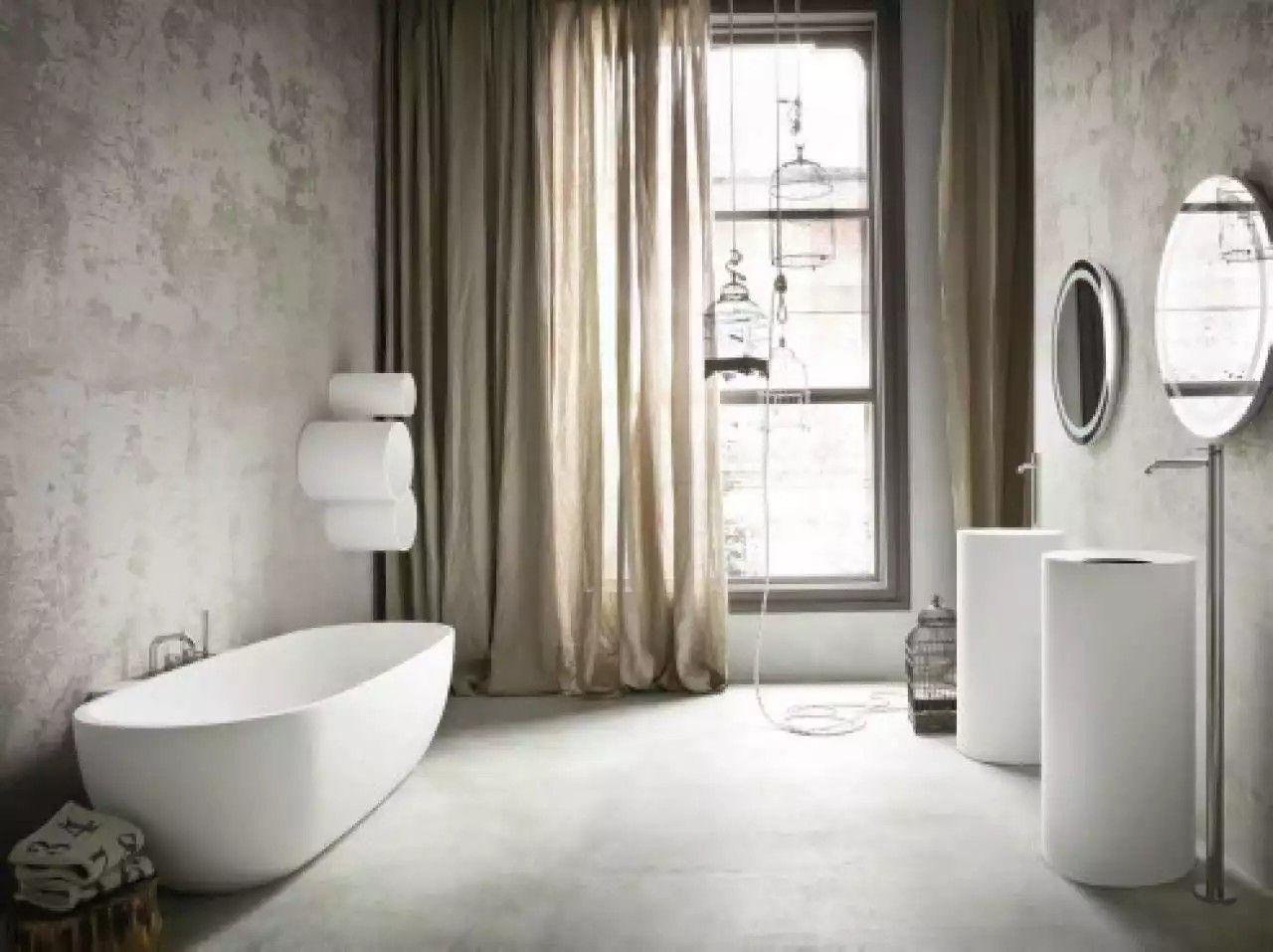 Lux Bathroom Design.
