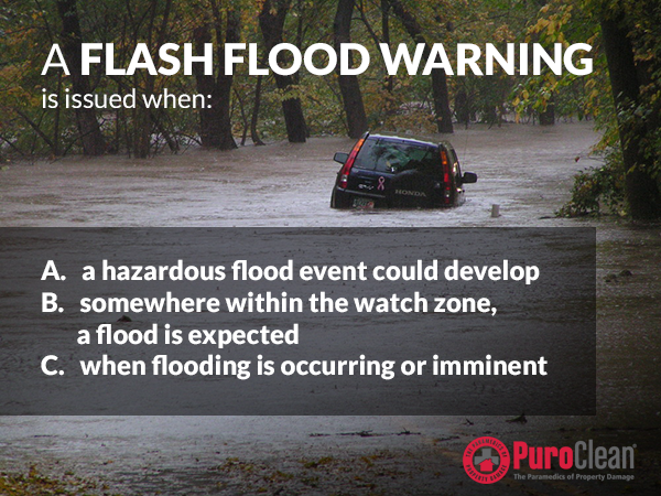Flash Flood Warnings Prevention Find Out More On Our Facebook